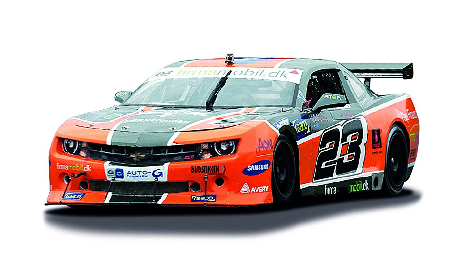 Scalextric Chevrolet Camero Series Slot Cars