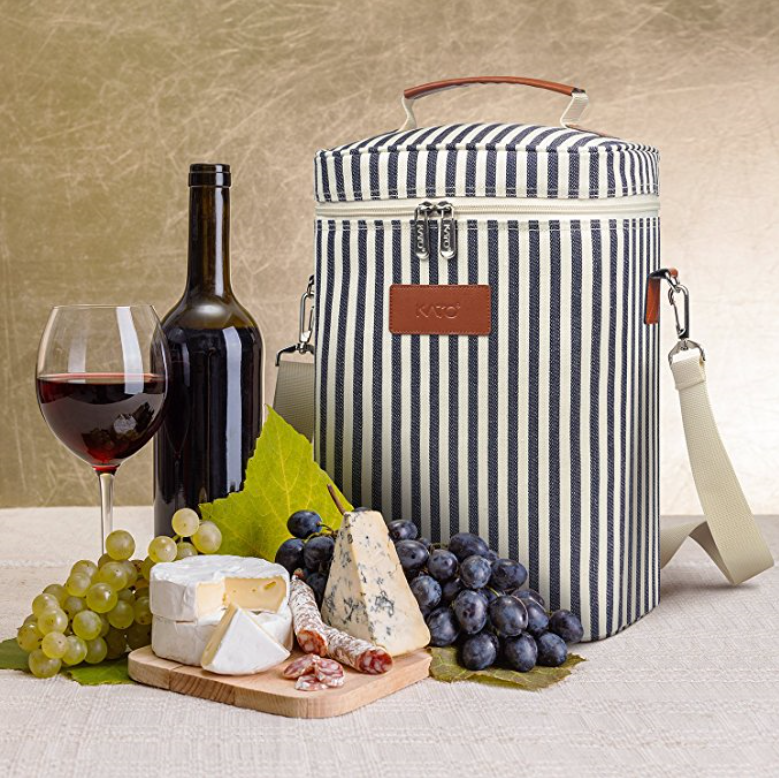 Kato Insulated Wine Carrier Bag