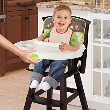 Summer Infant Wooden High Chair