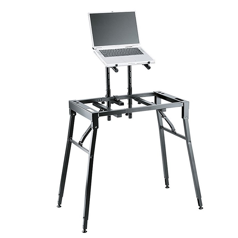 K & M Table-Style Keyboard Stand