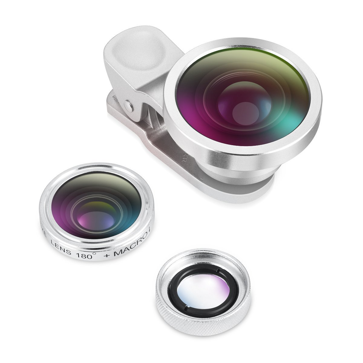 Amir Camera Lens Kit for Smartphones