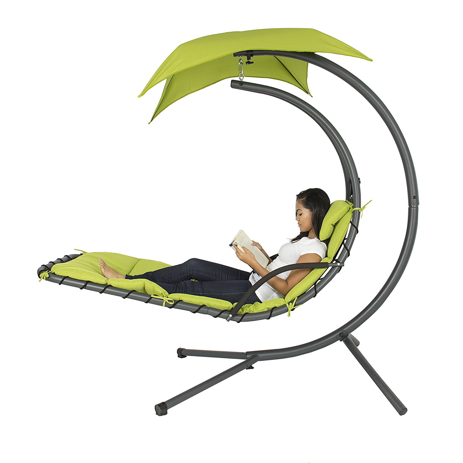 BCP Hanging Chaise Lounge Chair