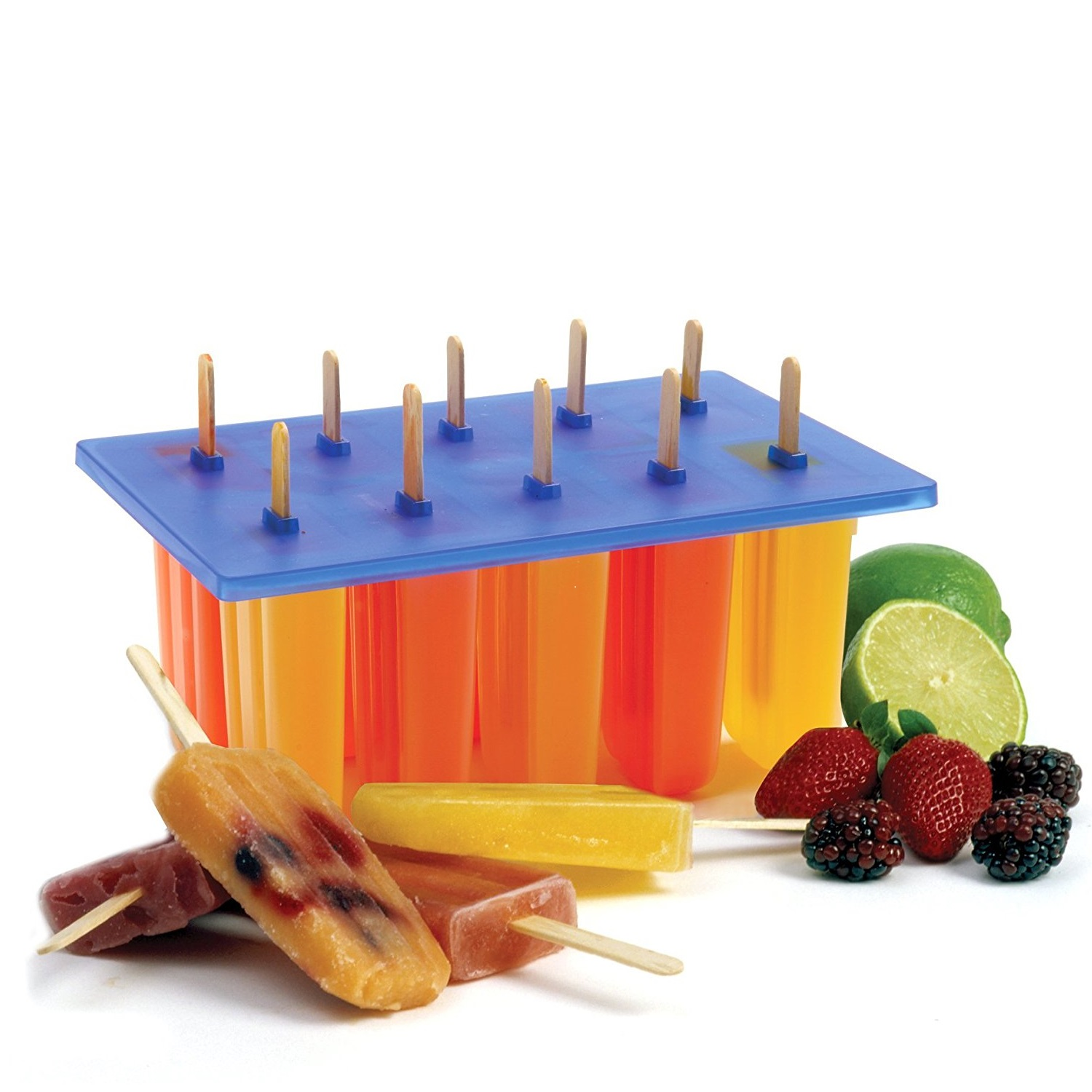 Norpro Ice Pop Maker with Sticks