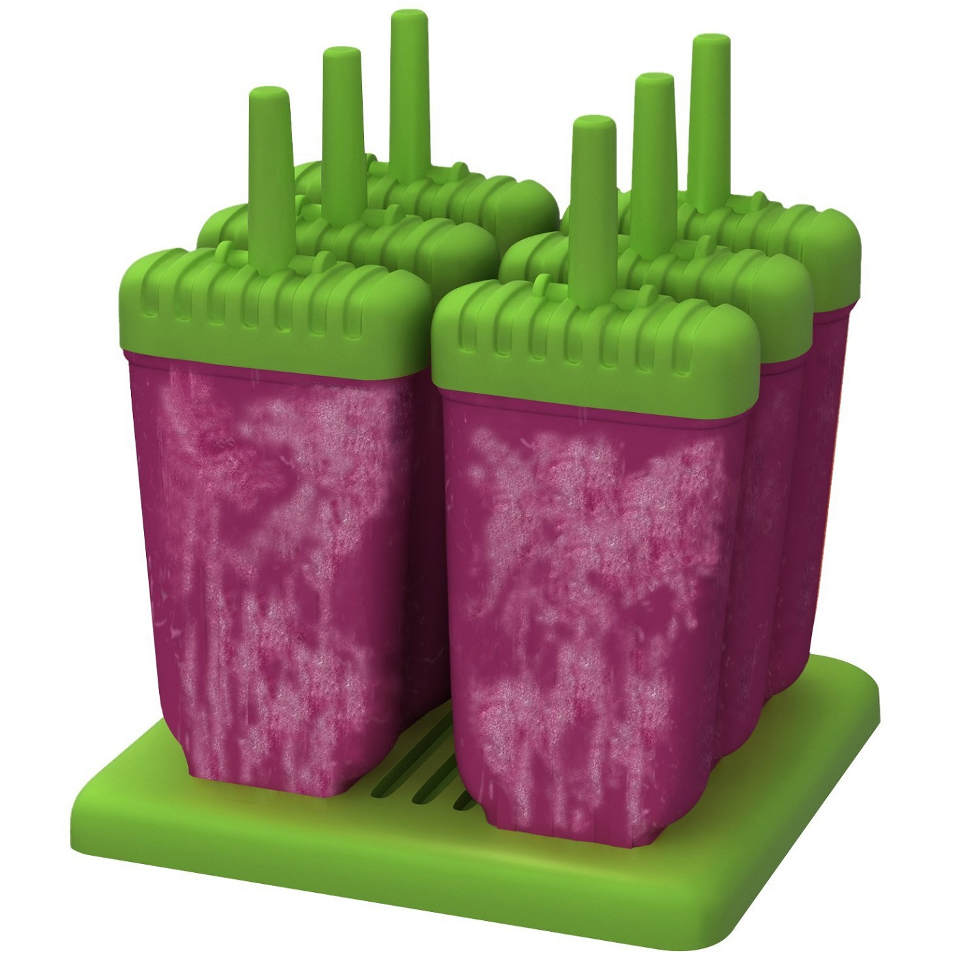 Ozera Reusable Popsicle Molds