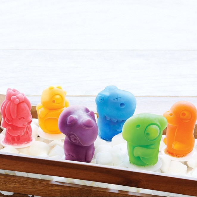 Zoku Classic Popsicle Molds