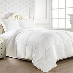 Chezmoi Collection Goose Down Alternative Comforter