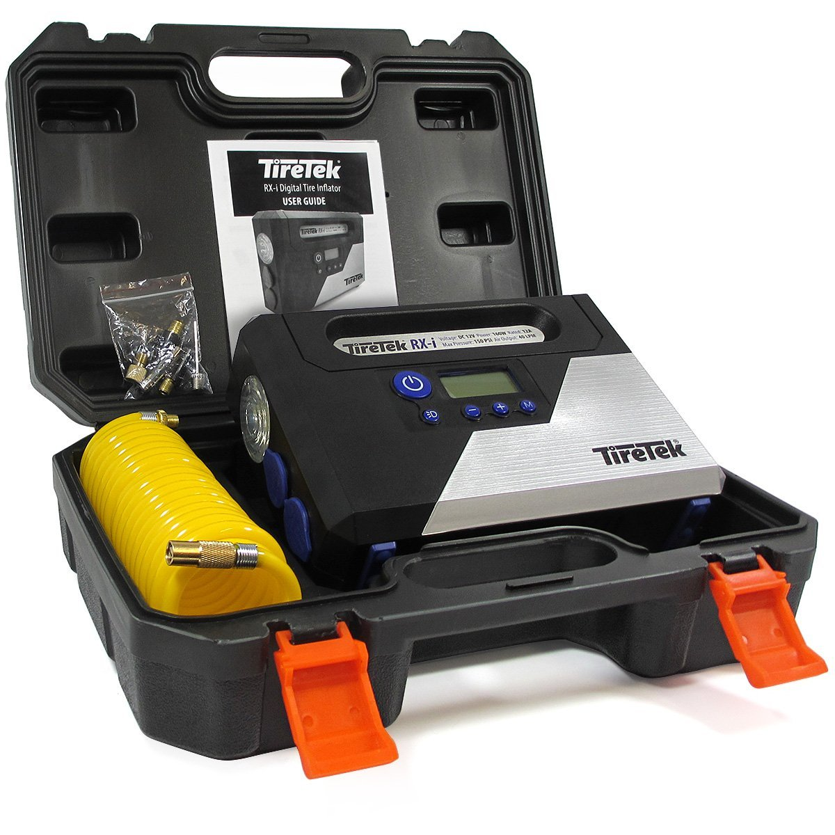 TireTek RX-i Tire Inflator Pump
