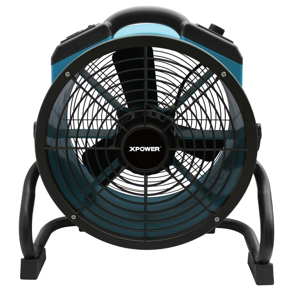 XPOWER Variable Speed Axial Air Mover