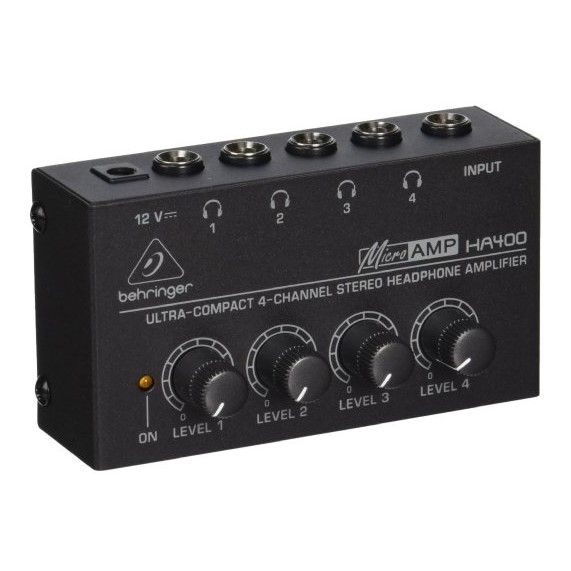 Behringer Microamp Headphone Amp