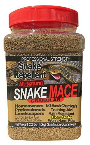 Nature's MACE Snake Repellent