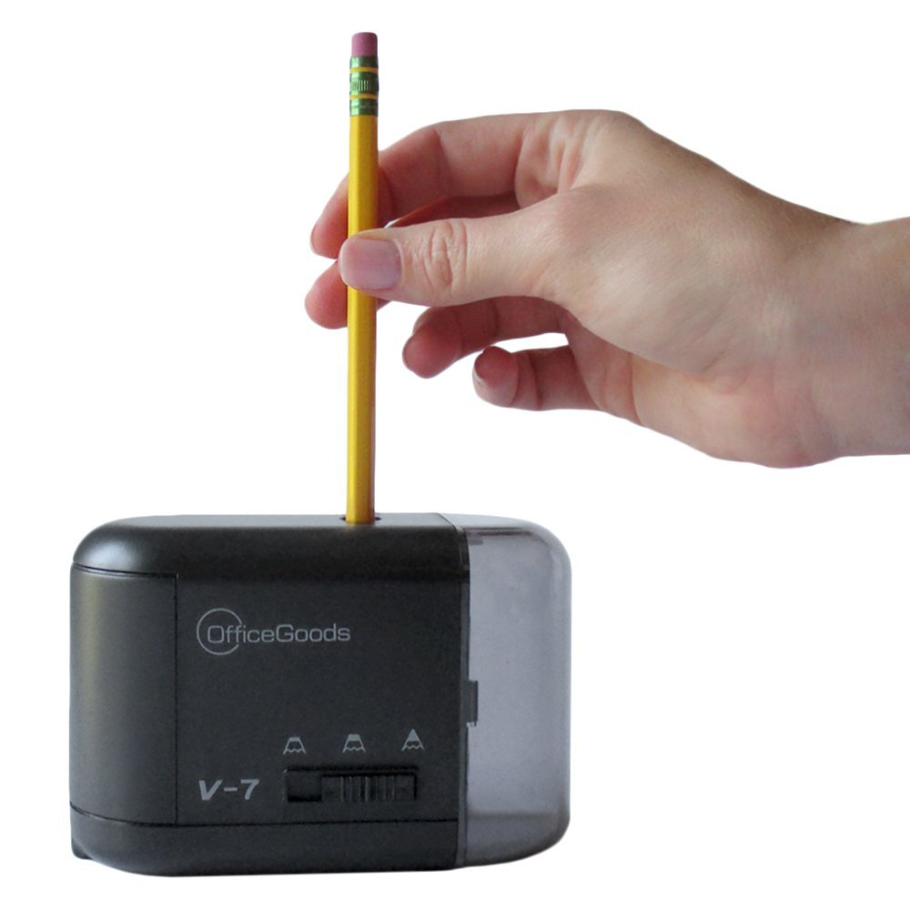 OfficeGoods Compact Electric Pencil Sharpener