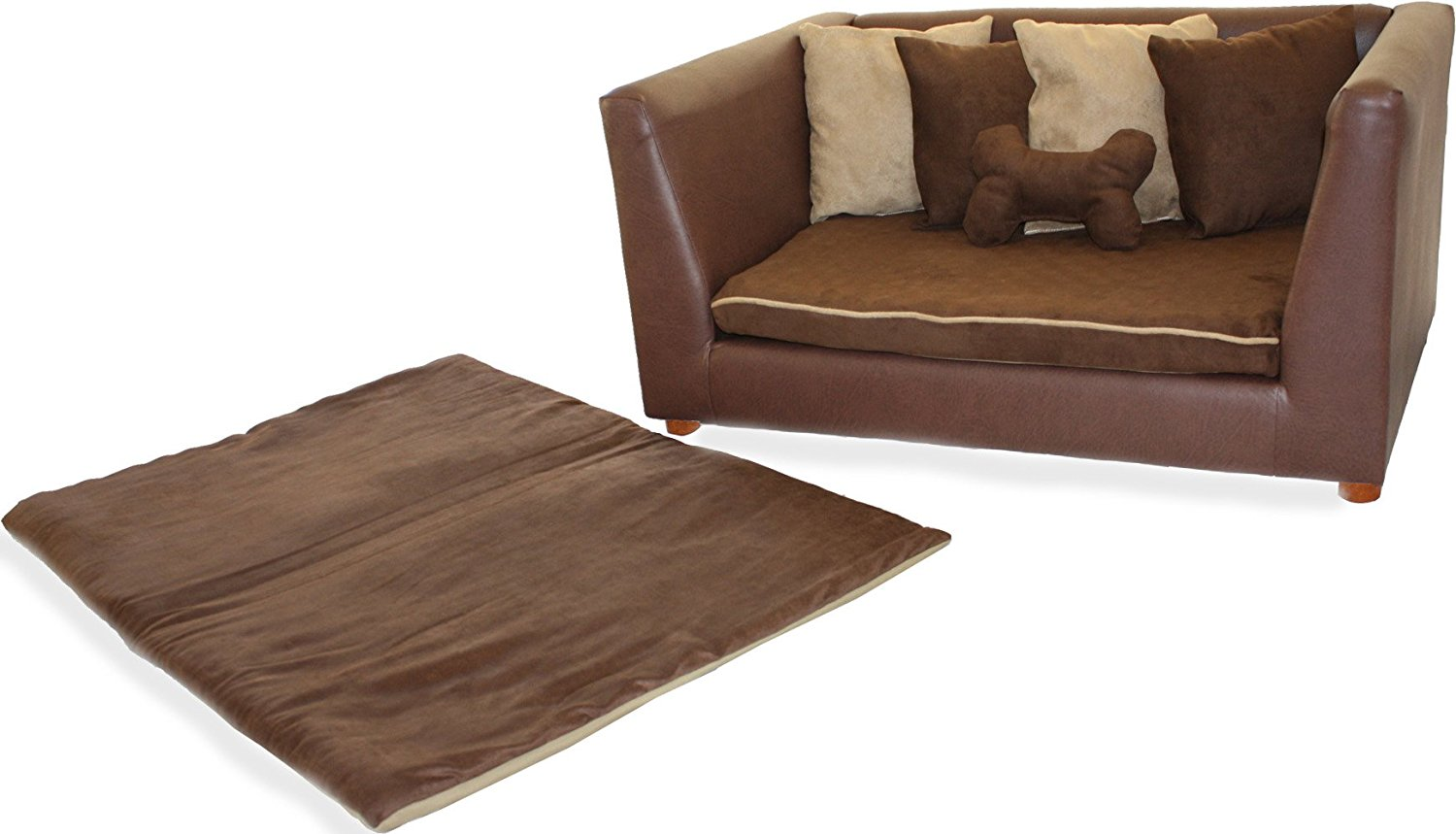 Keet Deluxe Orthopedic Dog Bed Set