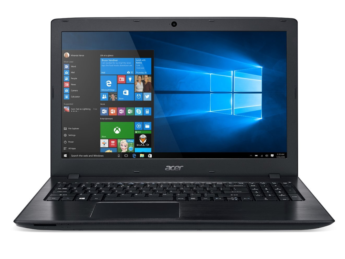 Acer Aspire E5 Full HD Laptop