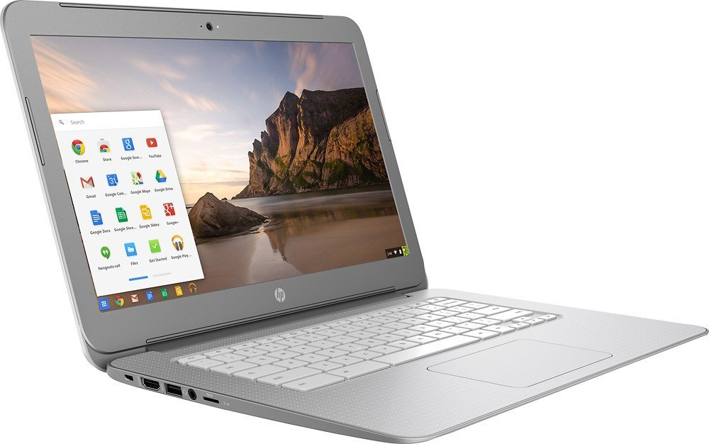 HP 14-inch HD Chromebook