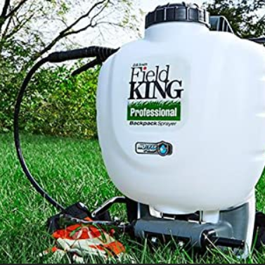 D.B. Smith Field King Backpack Sprayer