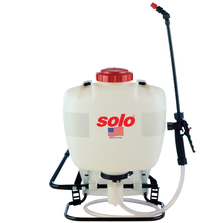 Solo Professional Piston Backpack Sprayer