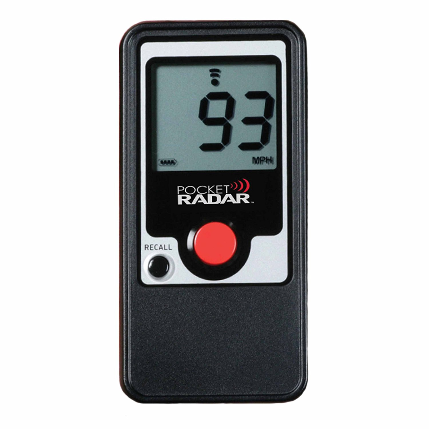 Pocket Radar Classic All Purpose Pocket Radar Gun
