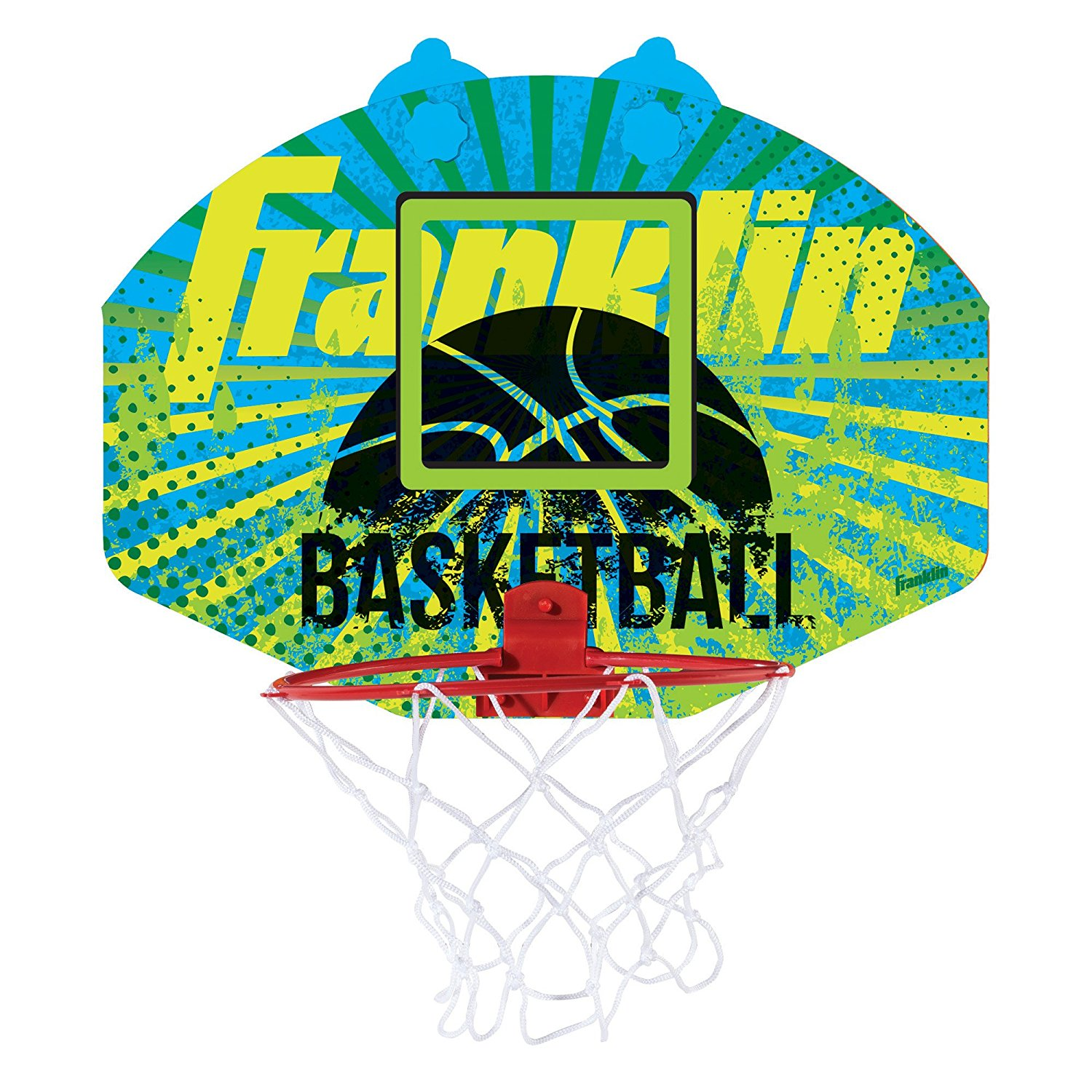 Franklin Sports Quikset Anywhere Hoop