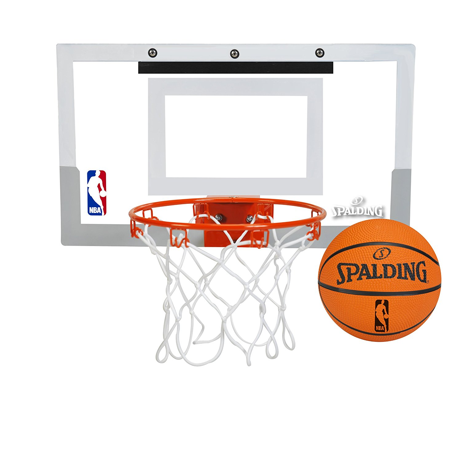 Spalding Over-The-Door Mini Basketball Hoop