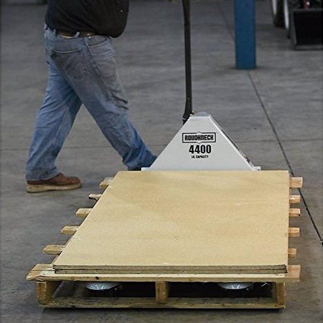 Roughneck Extra-Long Pallet Truck