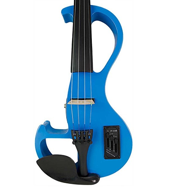 Kennedy Violins Bunnel Electric Violin Outfit