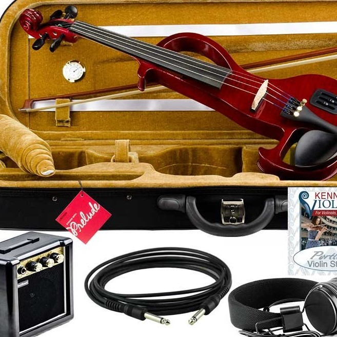 Kennedy Violins Cheap Electric Guitar Bundle
