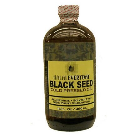 Halal Every Day Pure Black Seed Oil