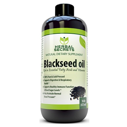 Herbal Secrets Black Seed Oil