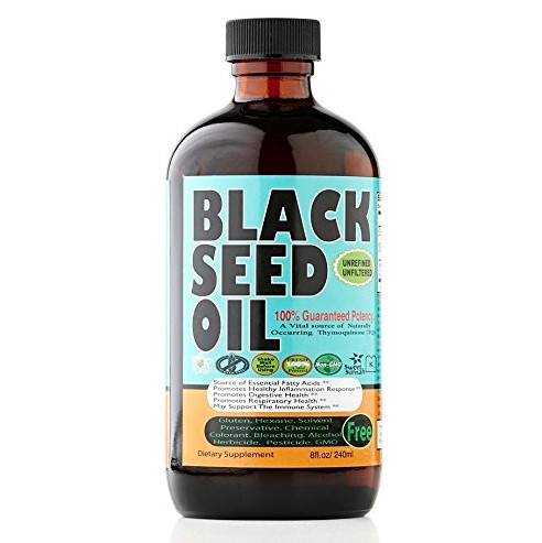 Sweet Sunnah 100% Pure Black Seed Oil