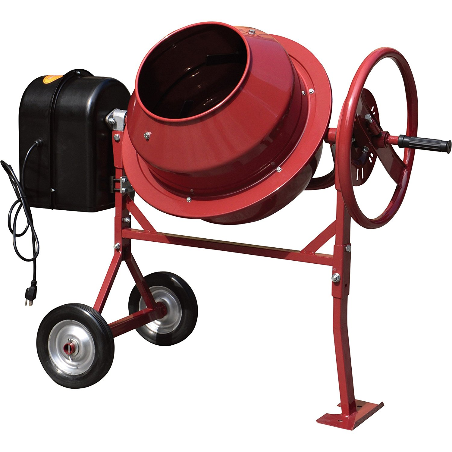 Northern Industrial Mini Electric Cement Mixer