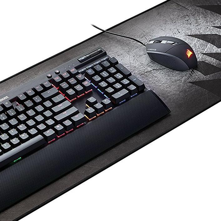 Corsair High-Performance Mouse Pad Optimized for Gaming