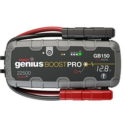 NOCO Ultrasafe Lithium Genius Boost Pro Car Jump Starter Ð Available in Different Amperages