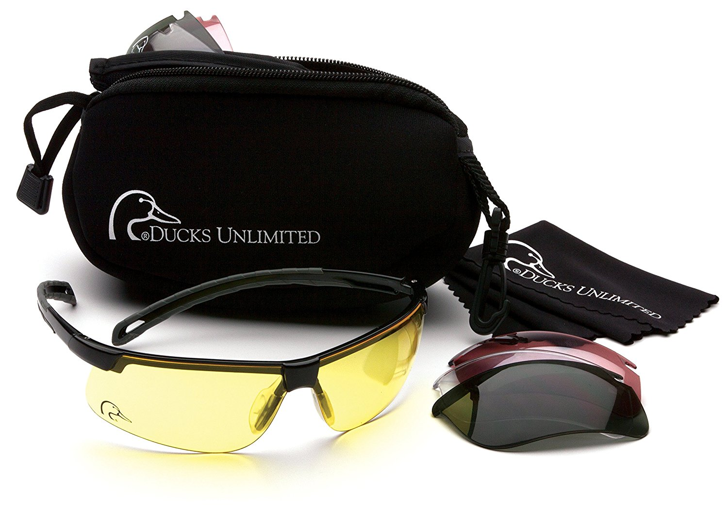 Ducks Unlimited Shooting Glasses Kit