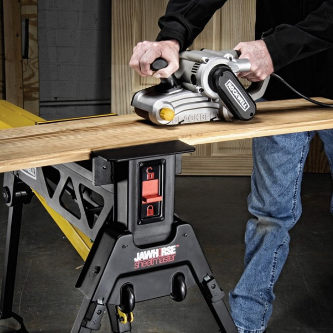 Rockwell JawHorse Portable Workstation