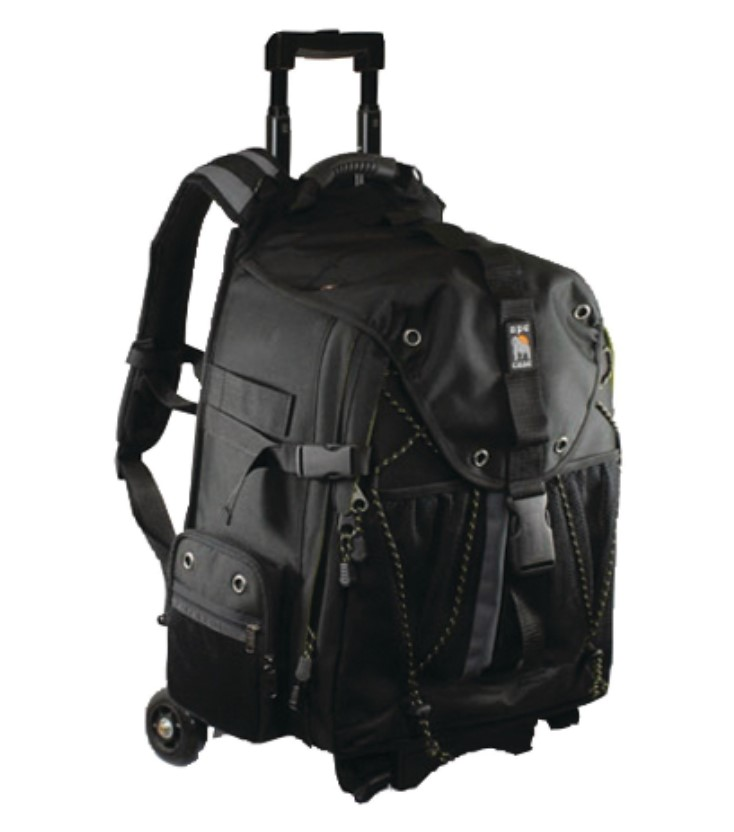 Ape Case Video DSLR Roller Backpack