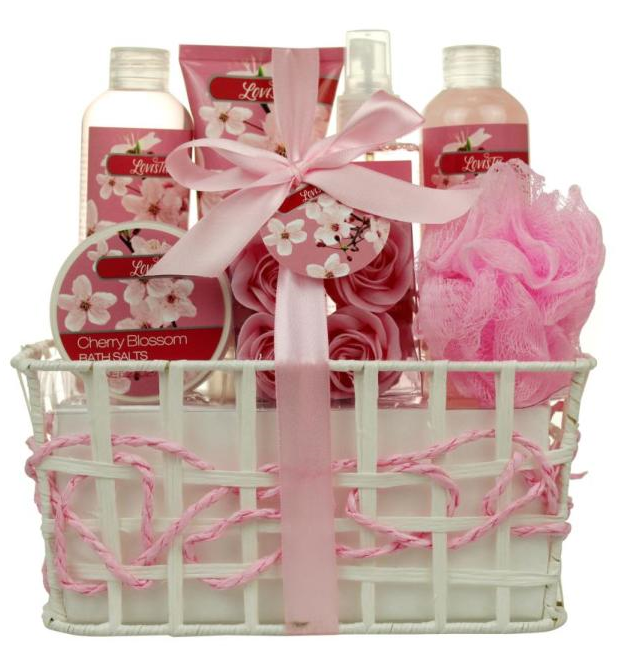 Lavostee Spa Gift Basket