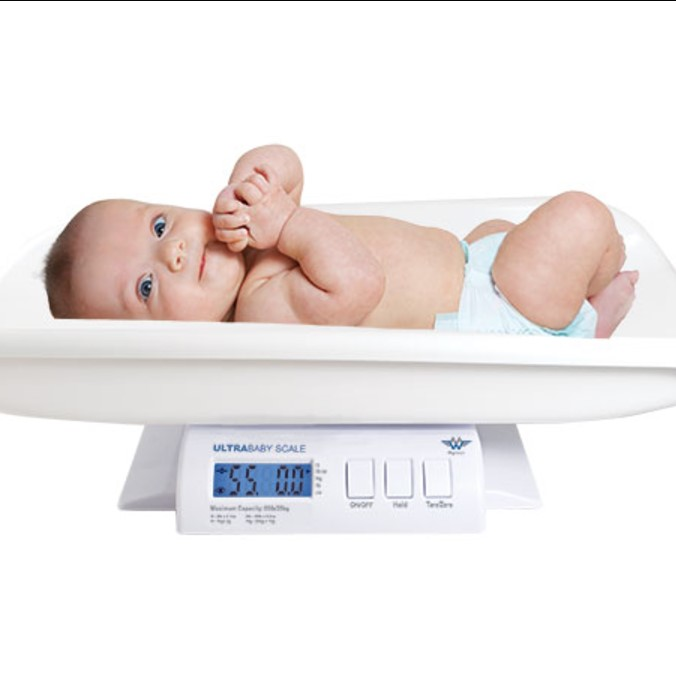 My Weigh Ultra Baby Scale