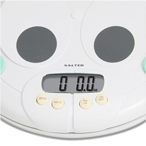 Salter Taylor Baby Toddler Scale