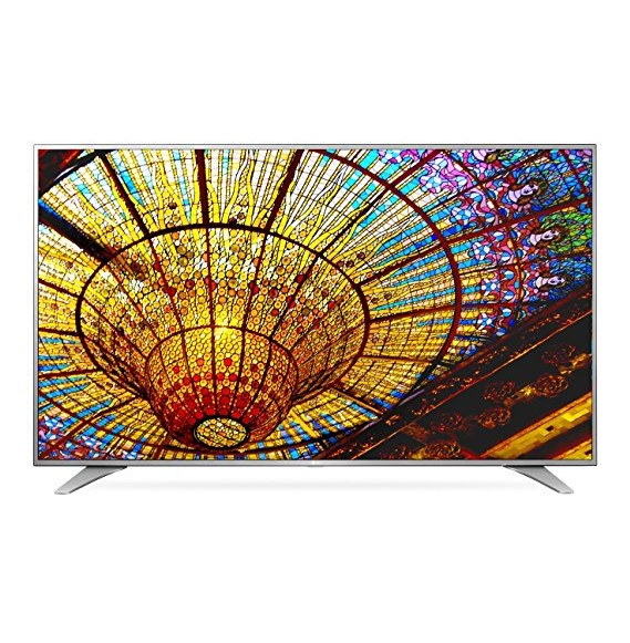 LG 4K UHD Smart LED TV with IPS Panel