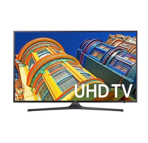 Samsung Class 4K Ultra HD Smart LED TV – Available in 7 Sizes & 4 Styles