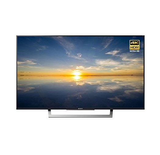 Sony X800D Smart 4K Ultra HD TV