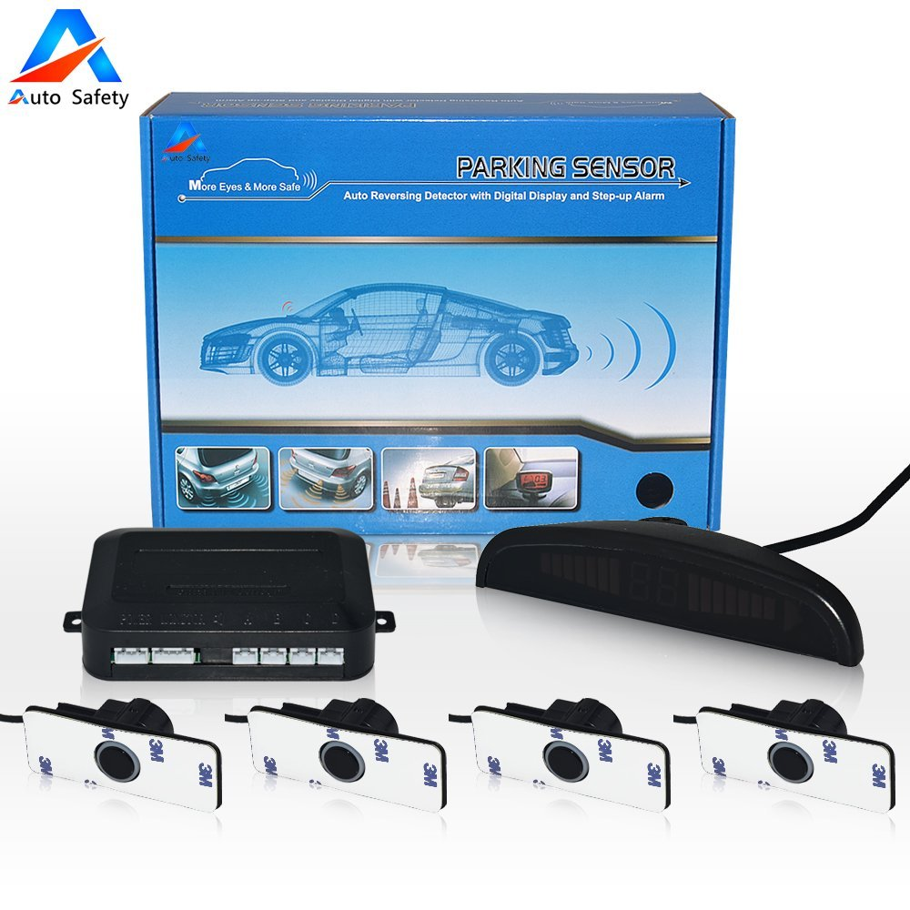 Auto Safety Universal Car LED Parking Sensor