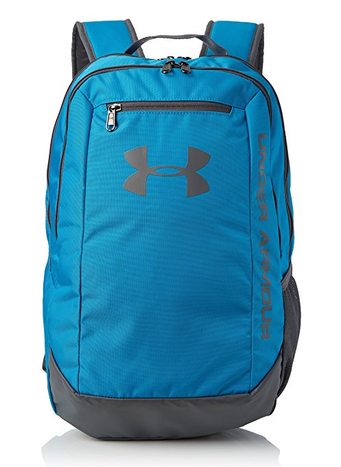Under Armour Hustle 3.0 Backpack – Mid-Size Schoool Backpack for Kids, Teens and Adults, Available in 18olors