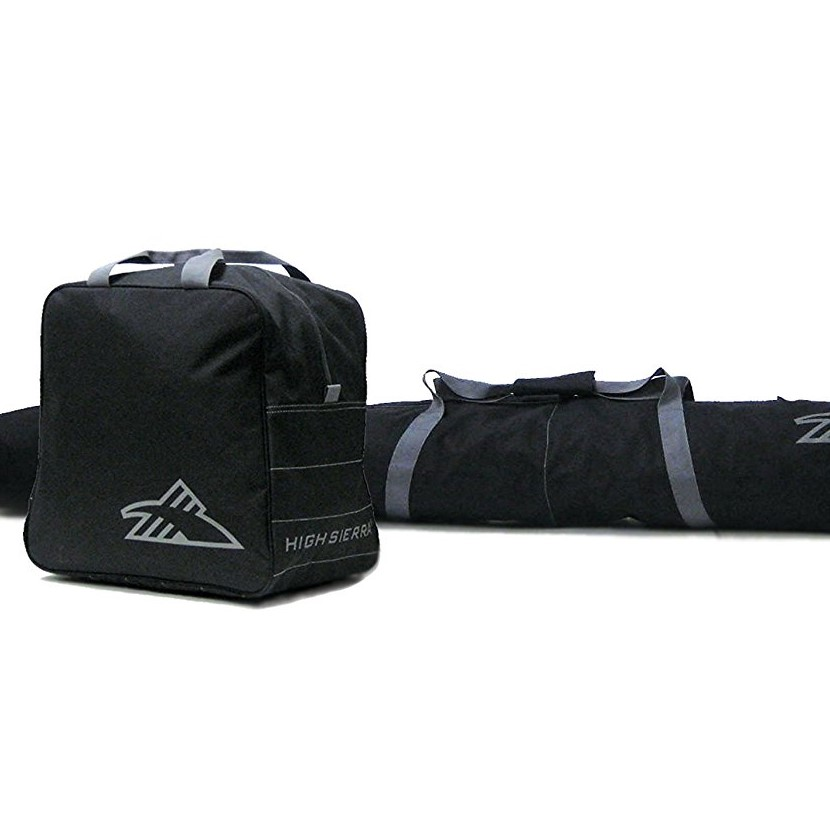 High Sierra Boot and Ski Bag Combo