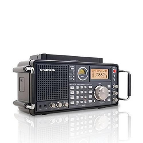 Eton Grundig Satellit 750 Shortwave Radio