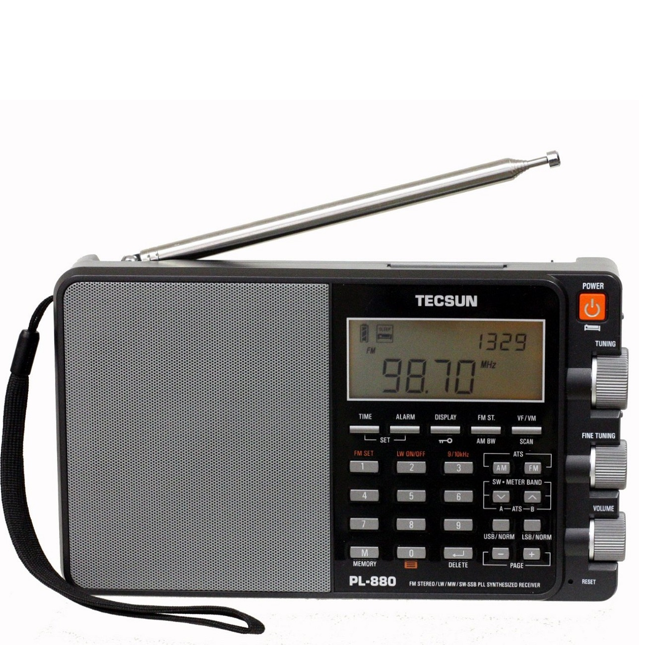 Tecsun Digital Dual Conversion Shortwave Radio