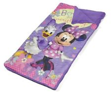 Disney Minnie Mouse Kids Slumber Bag