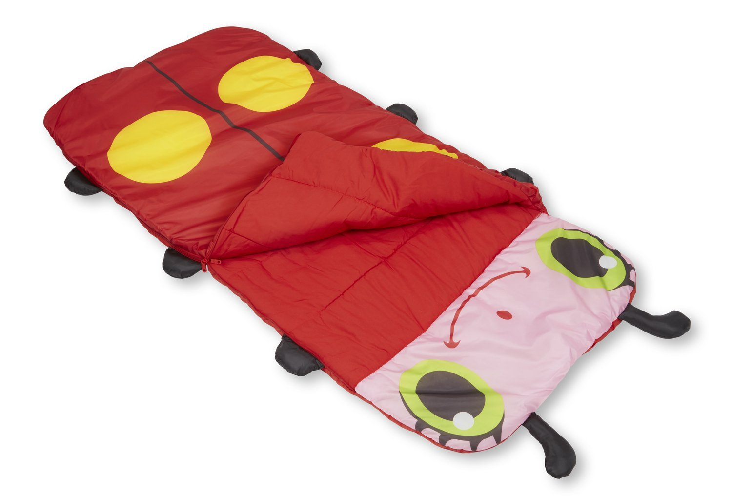 Melissa & Doug Mollie Ladybug Sleeping Bag