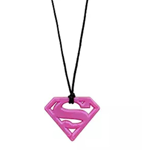 Bumkins DC Comics Silicone Teething Necklace