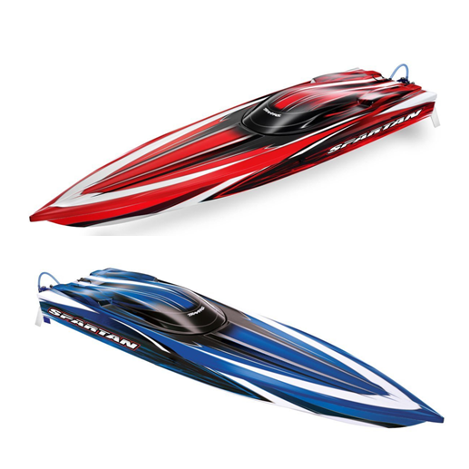 Traxxas Brushless Spartan RC Boat